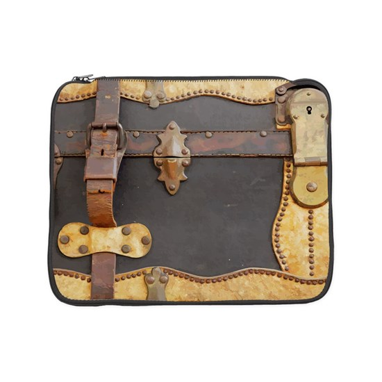 Steampunk Luggage