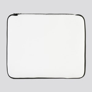 "Risk It Ping Pong 17"" Laptop Sleeve"
