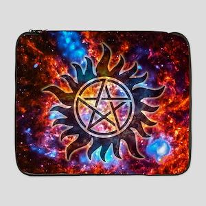 "Supernatural Cosmos 17"" Laptop Sleeve"