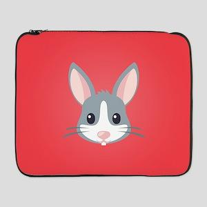 "Rabbit 17"" Laptop Sleeve"