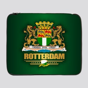"Rotterdam 17"" Laptop Sleeve"
