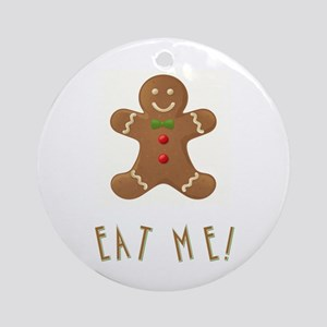 EAT ME! Ornament (Round)
