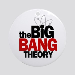 the BIG BANG THEORY Ornament (Round)