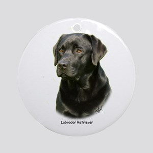 Labrador Retriever 9A054D-23a Ornament (Round)