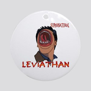 leviathan Supernatural Ornament (Round)