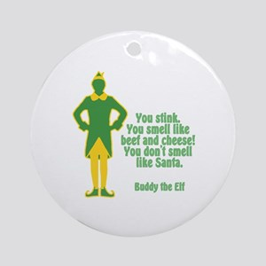 Elf the Movie Ornament (Round)