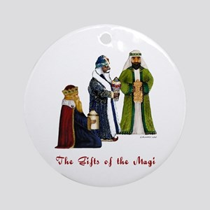 Christmas Ornament (Round)