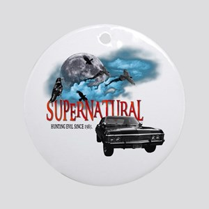 SUPERNATURAL 1967 chevrolet i Ornament (Round)