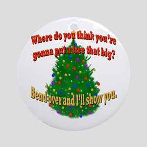 Griswold Christmas Tree Ornament (Round)
