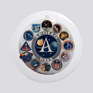 Commemorative Logo Ornament (Round)