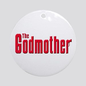 The Godmother Ornament (Round)