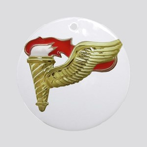 Pathfinder Round Ornament