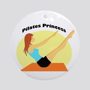 Pilates Ornament - Princess