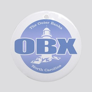 OBX2 Round Ornament