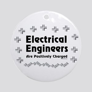 Positively Charged Ornament (Round)