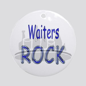 Waiters Rock Ornament (Round)