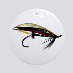 """Fly 1"" Ornament (Round)"