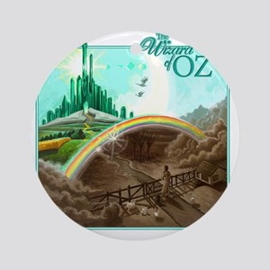 wizofoz Round Ornament