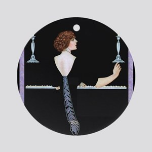Best Seller Coles Phillips Round Ornament