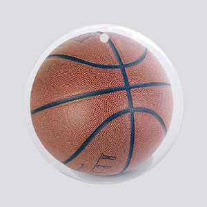 Simply Basketball Ornament (Round)