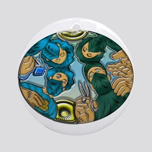 Healthcare Professionals Ornament (Round)