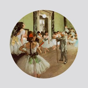 degas Ornament (Round)
