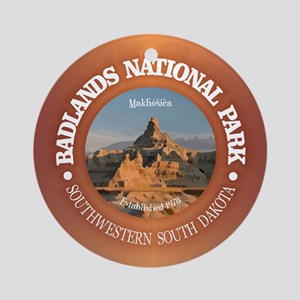 Badlands NP Round Ornament