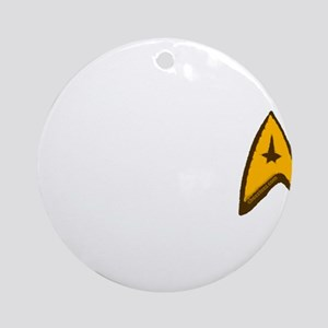 Star Trek Ornament (Round)