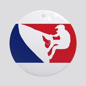 Major League Wave Runner Ornament (Round)