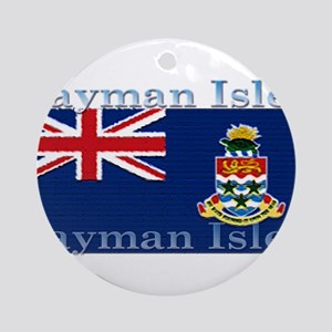 CaymanIsles Ornament (Round)