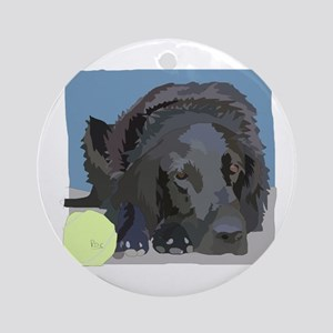Gina Ornament (Round)