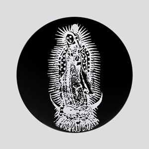 Virgin of Guadalupe Ornament (Round)