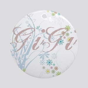 GiGi Ornament (Round)