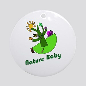 Baby Yeti Sippy Cups Ornaments - CafePress