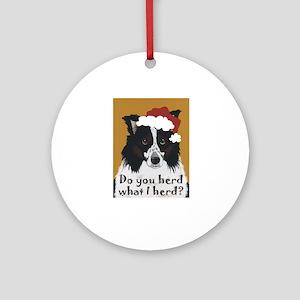 Australian Shepherd Christmas Ornament.Australian Cattle Dog Christmas Ornaments Cafepress