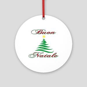 Buon Natale Ornament.Buon Natale Ornaments Cafepress