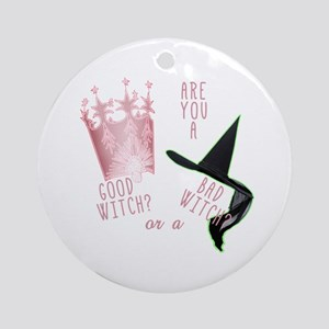 Good Witch Ornaments - CafePress