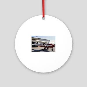 Piper Airplane Ornaments - CafePress