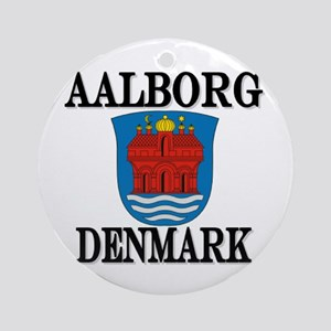 The Aalborg Store Ornament (Round)