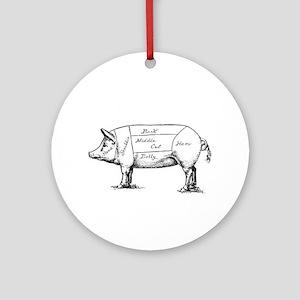 Pig Diagram Meat - Diagrams Catalogue