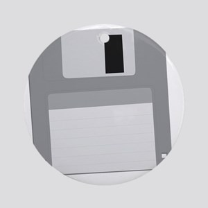 51dff345a Old School Floppy Disk Ornaments - CafePress