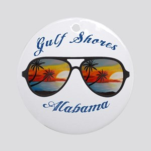 Gulf Shores Ornaments - CafePress