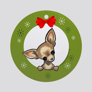 Dogs First Christmas Ornament.Dog First Christmas Ornaments Cafepress