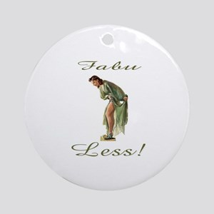 Fab Ornament (Round)