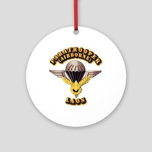 Airborne - Laos Ornament (Round)