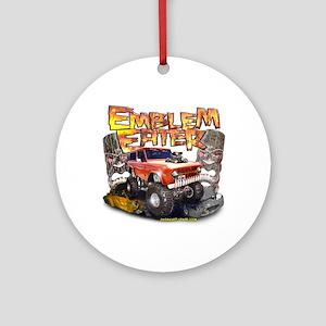Emblem Eater Ornament (Round)