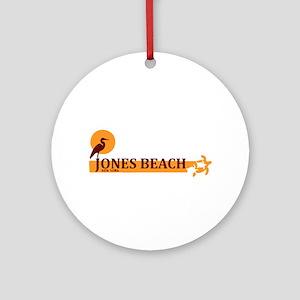 Jones Beach - New York. Ornament (Round)