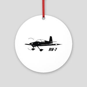 Rv-7 Td Slider Round Ornament