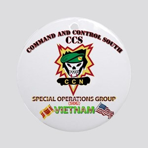 SOG - Command and Control South (CCS) Ornament (Ro