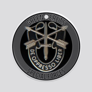 Special Forces Green Berets Ornament (Round)